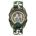 Green Canvas Boys' Watches