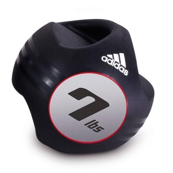 Adidas 7-pound Medicine Ball with Handles