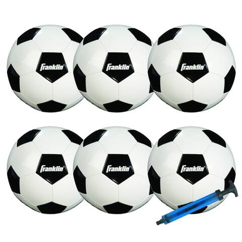 S5 Competition 100 Soccer Ball with Pump