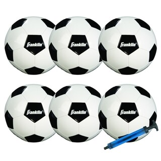 S4 Competition 100 Soccer Ball with Pump