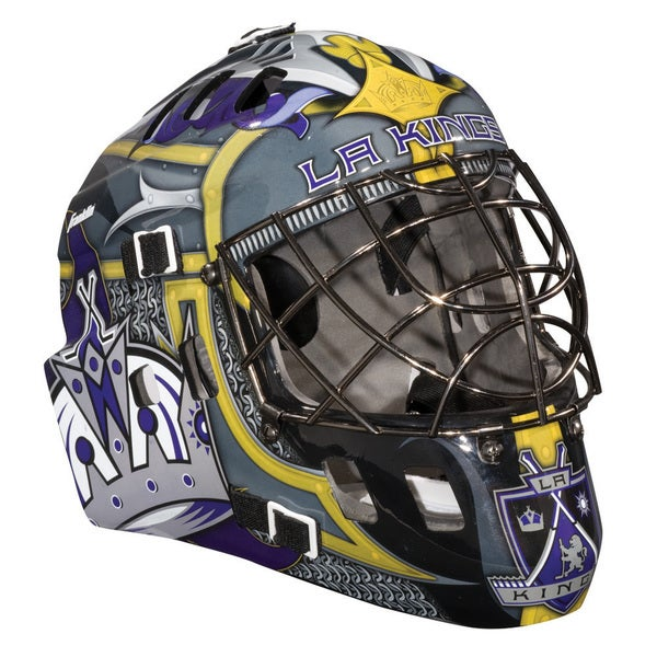 NHL Team SX Comp GFM 100 Goalie Face Mask