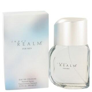 Inner Realm Men's 3.4-ounce Eau de Cologne Spray