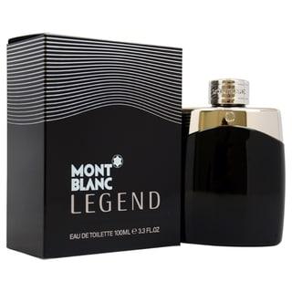 Link to Mont Blanc Legend Men's 3.3-ounce Eau de Toilette Spray Similar Items in Perfumes & Fragrances