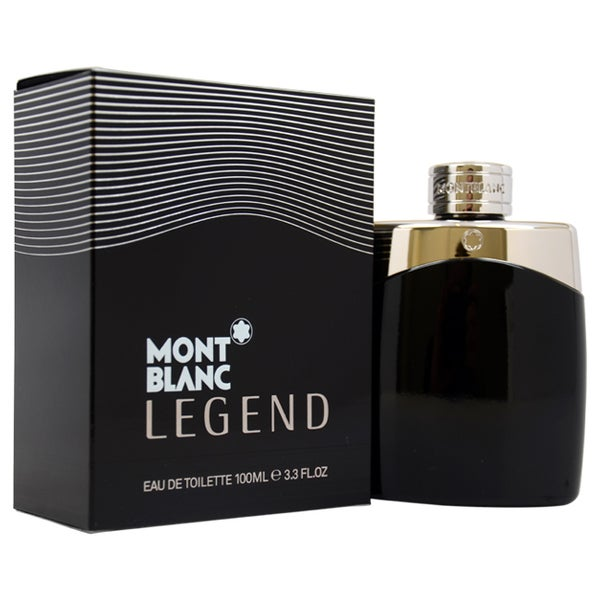 mont blanc legend men 39 s 3 3 ounce eau de toilette spray free shipping on orders over 45. Black Bedroom Furniture Sets. Home Design Ideas