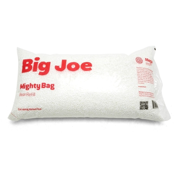 Big Joe Megahh Bean Bag Refill 100 Liter Single Pack