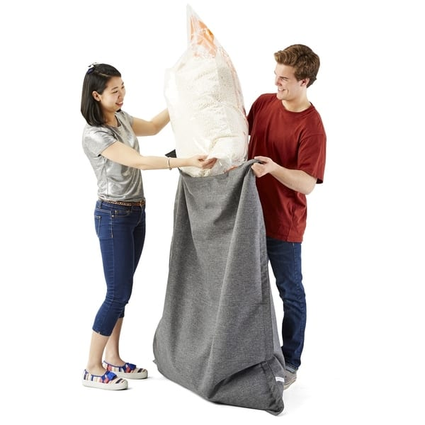 Marvelous Big Joe Mightybag 100 Liter Single Pack Bean Bag Refill Gmtry Best Dining Table And Chair Ideas Images Gmtryco