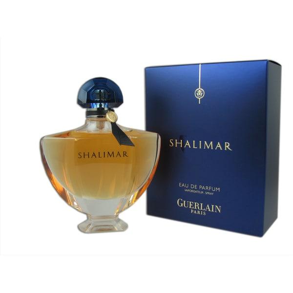 Guerlain Shalimar Women's 3-ounce Eau de Parfum Spray