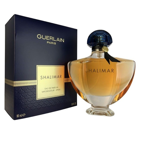 Shop Guerlain Shalimar Womens 3 Ounce Eau De Parfum Spray Free