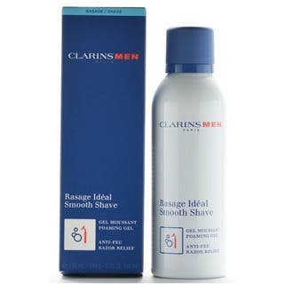 Clarins Smooth Shave Men's 5.25-ounce Foaming Gel|https://ak1.ostkcdn.com/images/products/7356610/P14819115.jpg?impolicy=medium