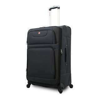 SwissGear SA7297 Grey 28-inch Expandable Spinner Upright Suitcase|https://ak1.ostkcdn.com/images/products/7356643/SwissGear-SA7297-Grey-28-inch-Expandable-Spinner-Upright-Suitcase-P14819132.jpg?impolicy=medium