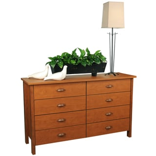 Venture Horizon Cherry Finish 8-drawer Chest