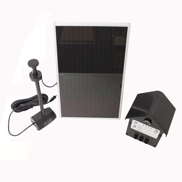3 Watt Solar Powered Water Pump Kit