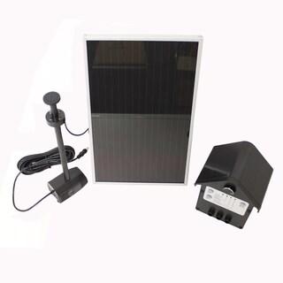 3-watt Solar Powered Water Pump Kit