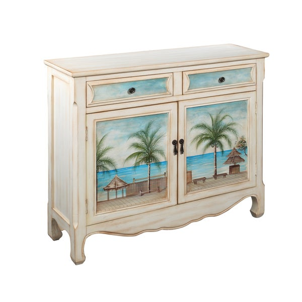 Creek Classics Tropical Two-door Cupboard