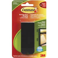 3M Command Picture Hanging Strips (Pack of 4)