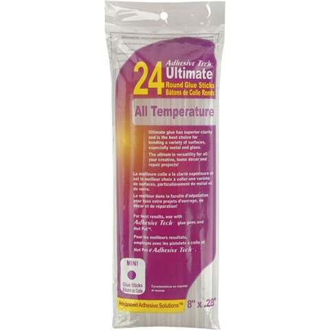 Ad-tech Ultimate Glue Sticks (Pack of 24)