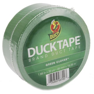 Clover Green Duck Tape 60-foot