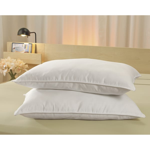 Hotel Madison Universal Sleeper Pillows (Set of 2) - White