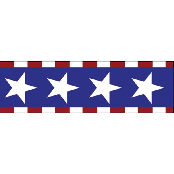 25-yard Patriotic Stars Cellotape