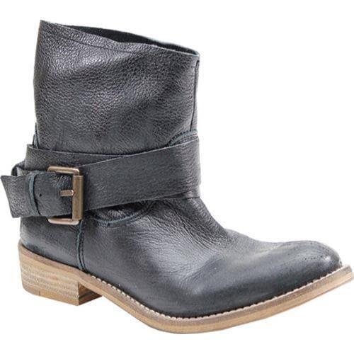 Women's Bronx Easy Rider Black Leather