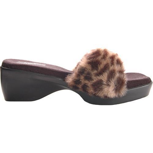 Women's KiKi*C Kitten Leopard - Thumbnail 1