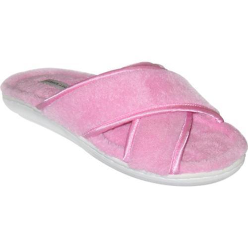Women's Tender Tootsies Sharon (2 Pairs) Pink