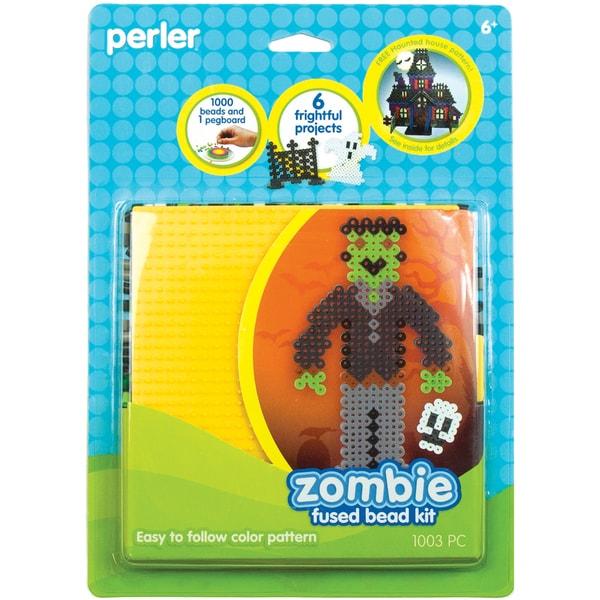 Perler Fun Fusion Bead Zombie Activity Kit