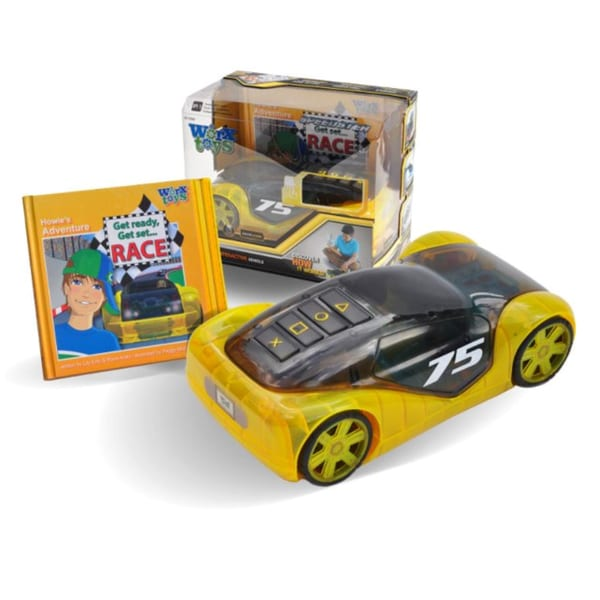 Worx Toys Speedster Race Car