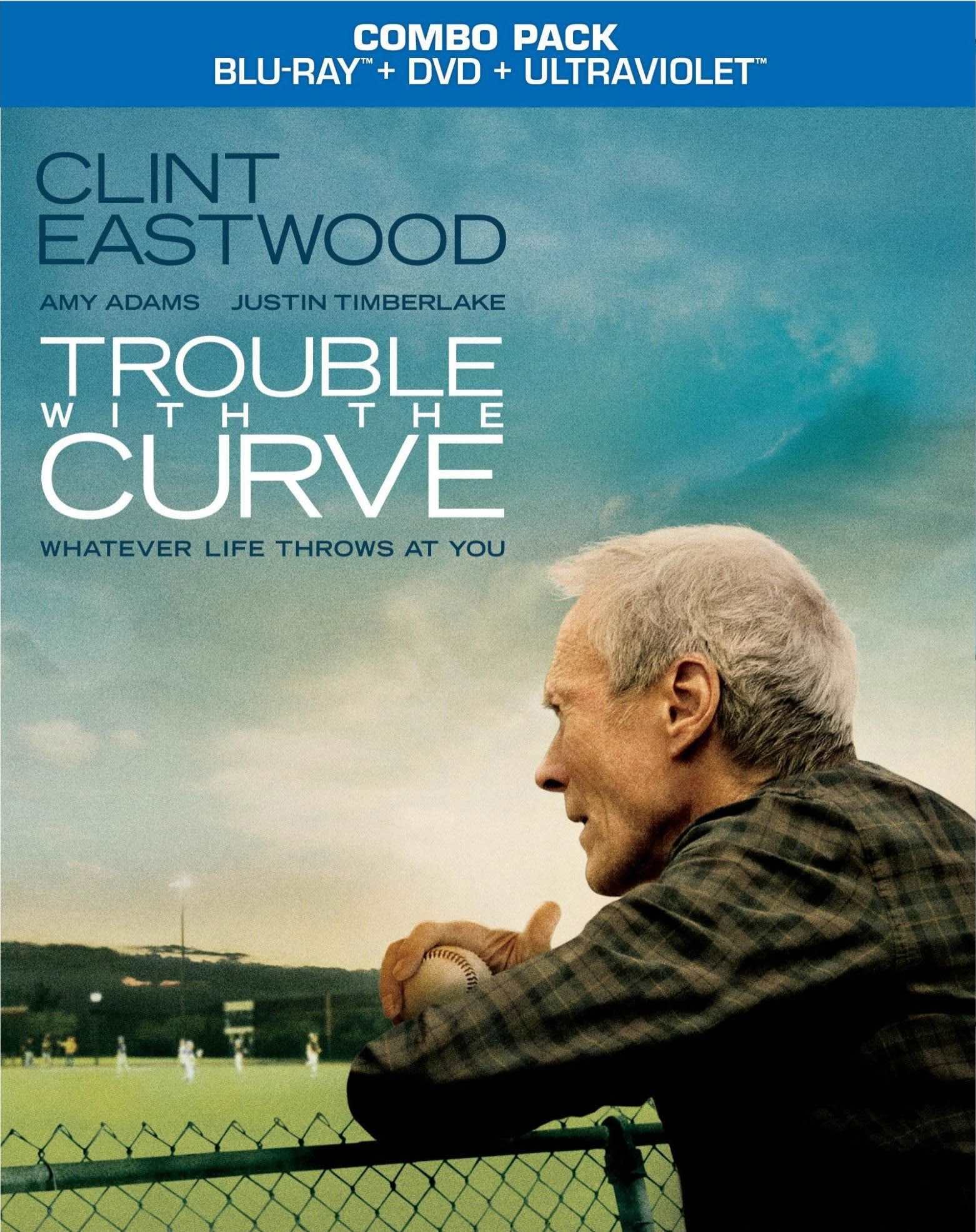 Trouble With The Curve (Blu-ray/DVD)