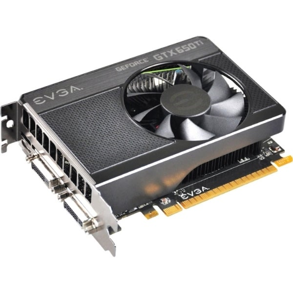 EVGA GeForce GTX 650 Ti Graphic Card - 928 MHz Core - 1 GB GDDR5 - PC