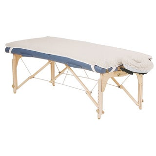 EarthLite Basics Fleece Pad Set for Massage Tables