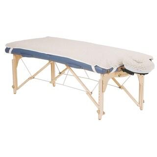 EarthLite Basics Fleece Pad Set for Massage Tables
