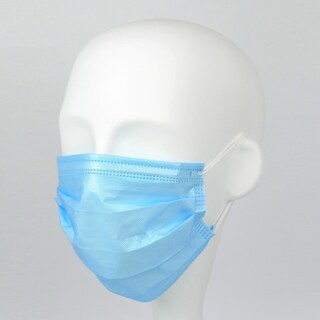 CLK MAX-D Blue Masks (Case of 500)