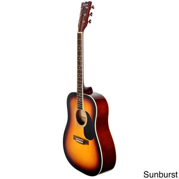 Kashmir Dreadnought Acoustic Guitar