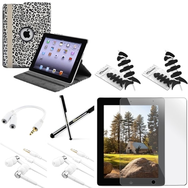 BasAcc BasAcc Case/ Protector/ Headset/ Splitter/ Stylus for Apple iPad 3/ 4