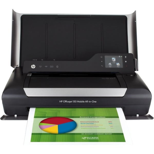 HP Officejet 150 Inkjet Multifunction Printer - Color - Plain Paper P