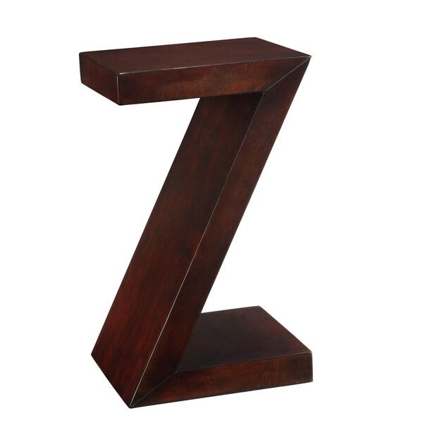 Creek Classics Accent 'Z' Table