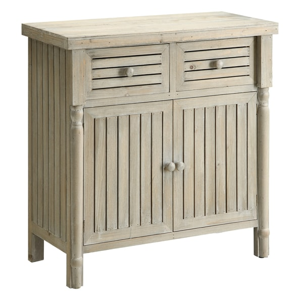 Creek Classics Washed Pine Accent Chest