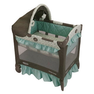 Graco Travel Lite Crib in Winslet