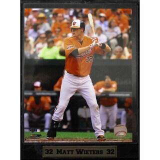 Baltimore Orioles Matt Wieters Photo Plaque (9 x 12)