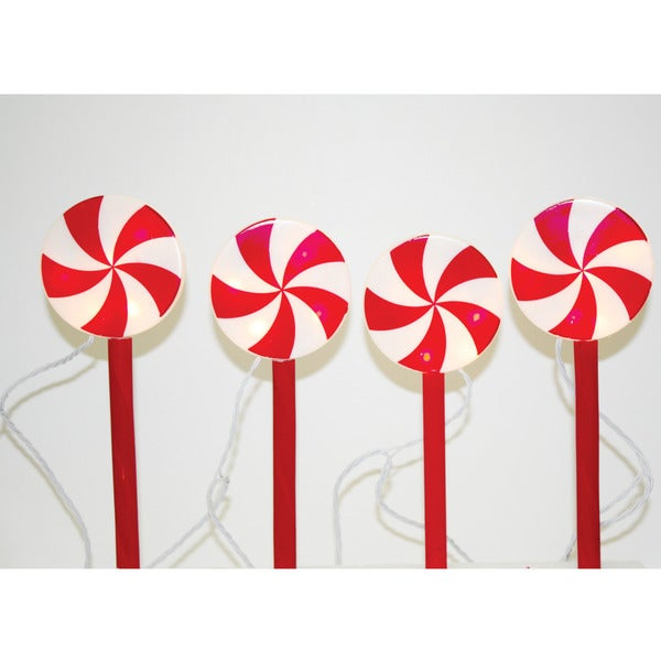 Pathway Markers 4ct Peppermint Candy