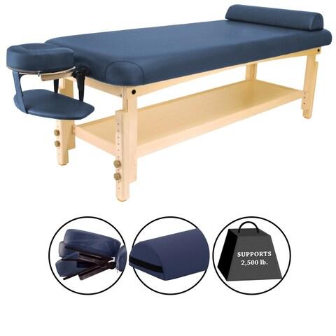 Master Massage 30-inch Laguna Stationary Massage Table