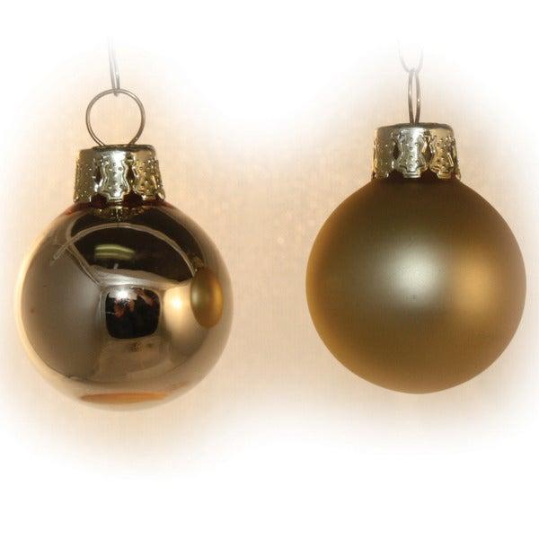 Festive Holiday Ornaments (set of 21)