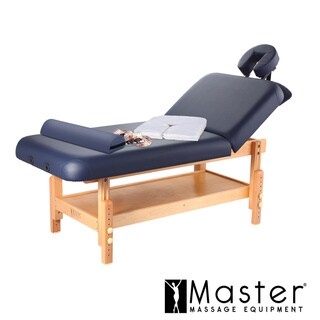 Massage Master Laguna 30-inch Lift-back Stationary Massage Table