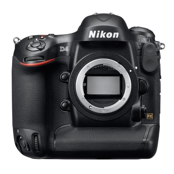 Nikon D4 16MP Digital SLR Camera (Body Only)