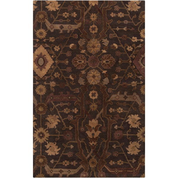 Hand-tufted Bellarie New Zealand Wool Rug