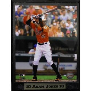 Baltimore Orioles Adam Jones Photo Plaque (9 x 12)