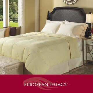 European Legacy Regal Elegance 400 Thread Count Comforter