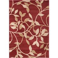 Clifton Contemporary Floral Area Rug (10' x 13')