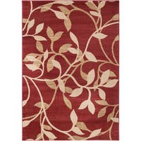 Clifton Contemporary Floral Area Rug